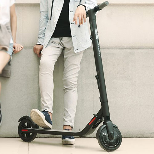 Ninebot by Segway Electric KickScooter ES1 Black