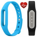 Xiaomi Mi Band Pulse Black + Mi Band Strap Blue