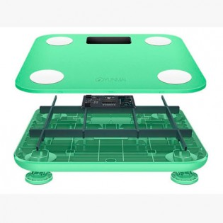 Yunmai Mini Smart Scale Green