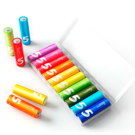ZMI ZI5 Alkaline Batteries AA (10 pcs.)