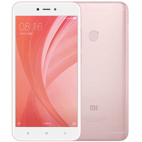 Xiaomi Redmi Note 5A High Ed. 4GB/64GB Dual SIM Pink
