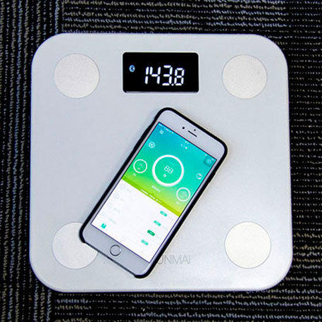 Yunmai Mini Smart Scale White