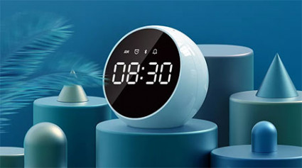 ZMI Alarm Clock Speaker: Wake Up On Time In 2020